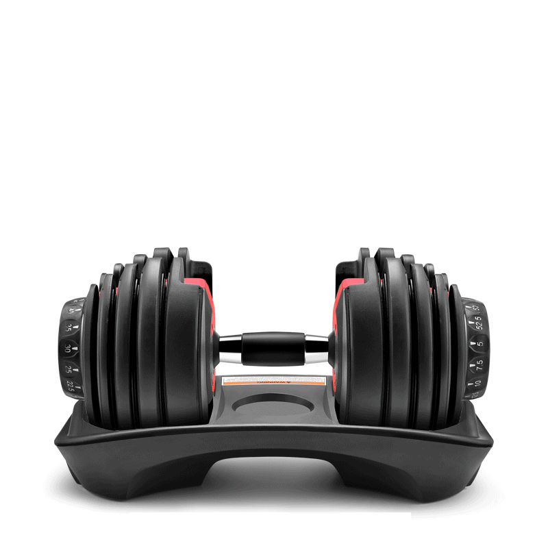 3 Sec Weight Adjustment Professional Home Gym Dumbbell