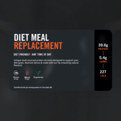 The Protein Works Diet Meal Replacement Fitwhilehome